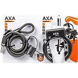AXA solid plus antivol newton 150 de pI einsteckkabel verrou et câble