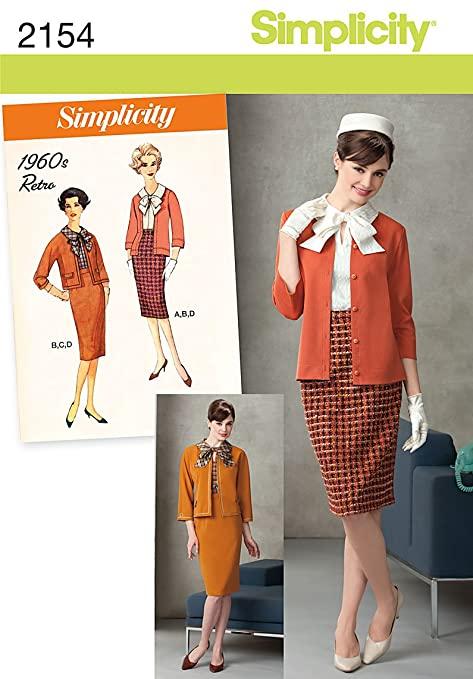 1950s Fabrics & Colors in Fashion  Retro Sportswear Size U5 (16-18-20-22-24)                               $8.61 AT vintagedancer.com