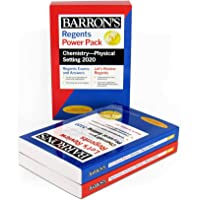 Regents Chemistry--Physical Setting Power Pack 2020 (Barron's Regents NY)
