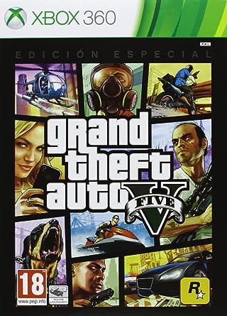 Grand Theft Auto V - Edición Especial: Amazon.es: Videojuegos