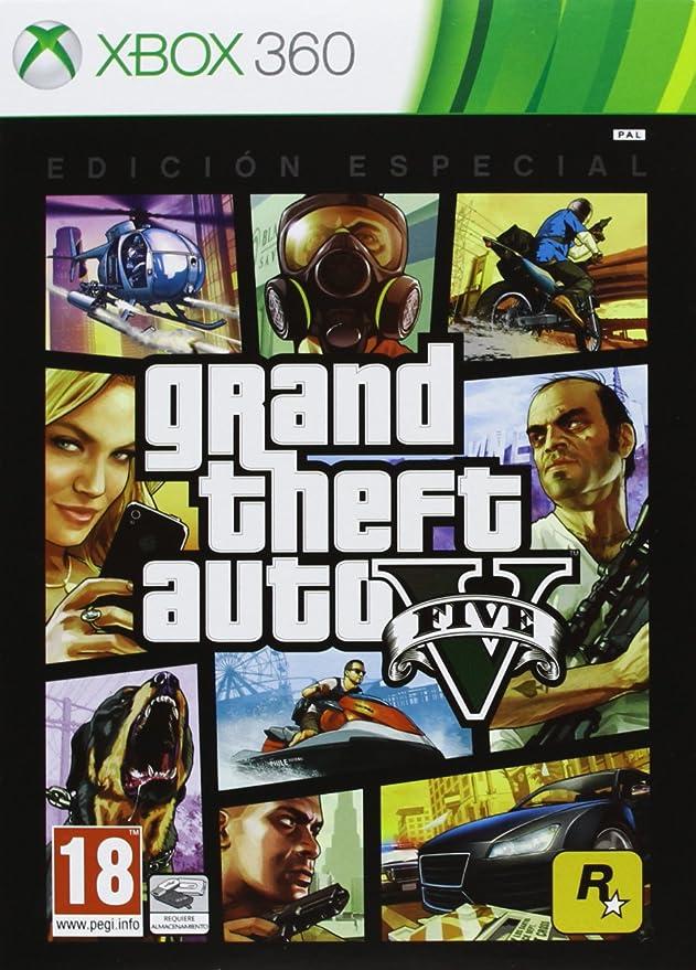 Grand Theft Auto V Edicion Coleccionista Microsoft Xbox 360