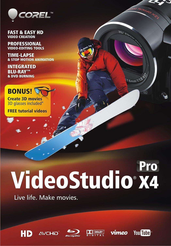 corel videostudio pro x4 free download