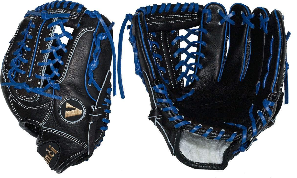 VINCI 11.5'' JC3333 Glove, Black/Blue