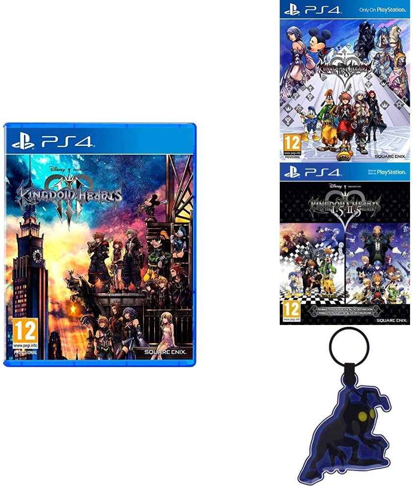 Kingdom Hearts 3 - PS4 + Kingdom Hearts 2.8 Final Chapter Prologue ...