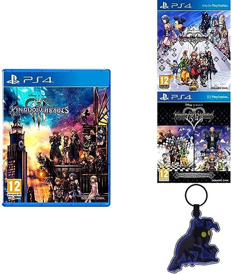 Kingdom Hearts 3 - PS4 + Kingdom Hearts 2.8 Final Chapter Prologue ...
