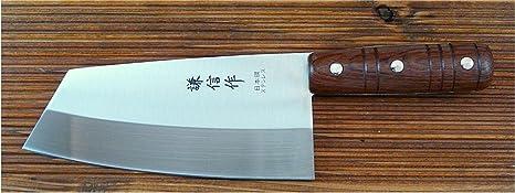 Compra Cuchillo chino de carnicero, inoxidable, 200 gramos ...