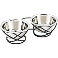 Amazon Best Sellers: Best Dog Raised Bowls & Feeding Stations