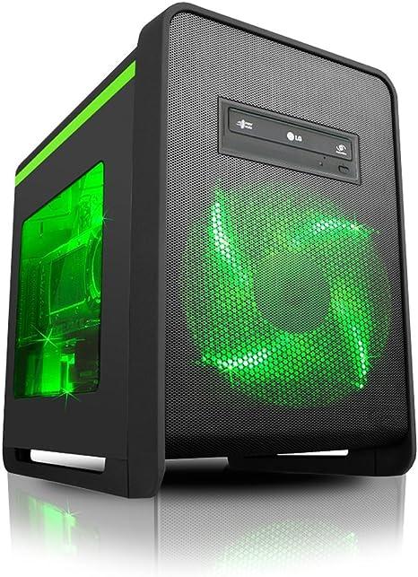 Azirox Sky - Ordenador de sobremesa (AMD athlon_4 3.8 GHz, Disco ...