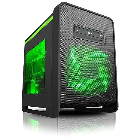 Azirox Sky - Ordenador de sobremesa (AMD athlon_4 3.8 GHz ...