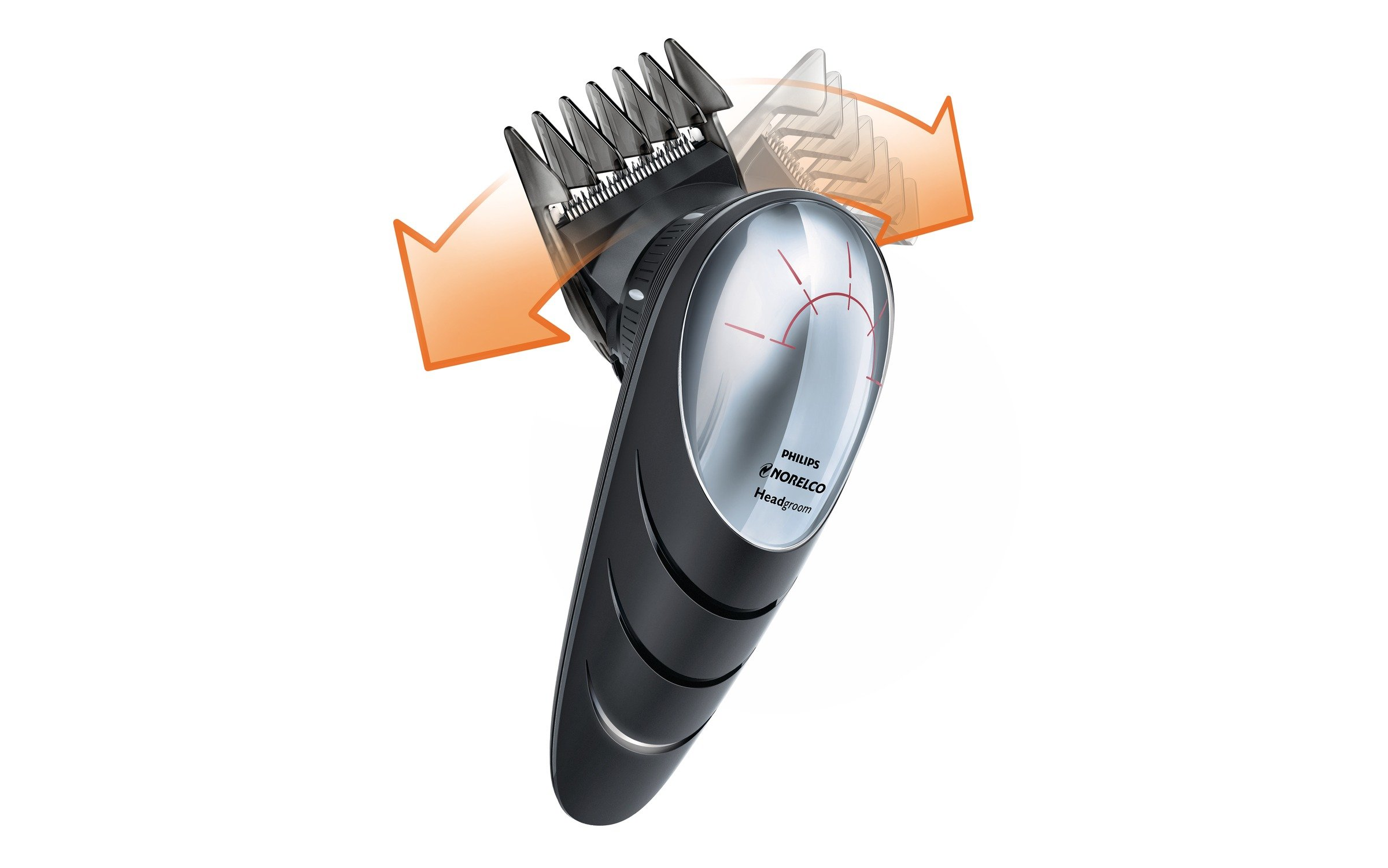 Philips Norelco QC5580/40 Do-It-Yourself Hair Clipper Pro by Philips Norelco (Image #7)