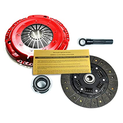 Amazon.com: EFT ORGANIC HEAVY-DUTY CLUTCH KIT for VW CORRADO GOLF JETTA PASSAT VR6 2.8L: Automotive