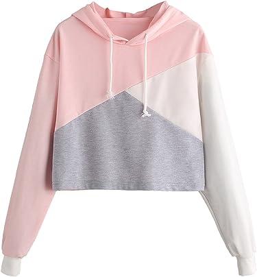 c59b9cc746 Amazon.com: ROMWE: Fashion Hoodies