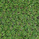 EZ Hybrid Turf CL2003-10F Artificial Grass Synthetic Lawn Turf, 6-1/2 by 10-Feet