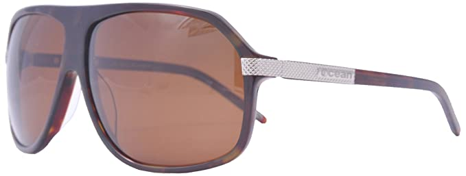 99393c81d0 OceanGlasses - Bai - Polarized Sunglasses - Frame   Shiny Black - Lens   Smoked (15200.1)  Amazon.co.uk  Sports   Outdoors