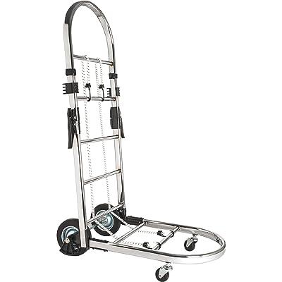 Sparco 02055 Portable Platform Cart,200lb Cap,14-1/2 x 26-1/2 x 38-1/4,CE well-wreapped