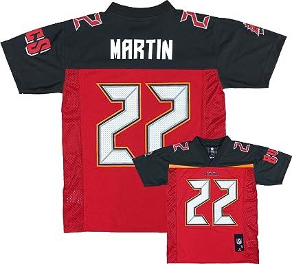 san francisco 93797 b7c12 Amazon.com: Doug Martin Tampa Bay Buccaneers Red Team Color ...