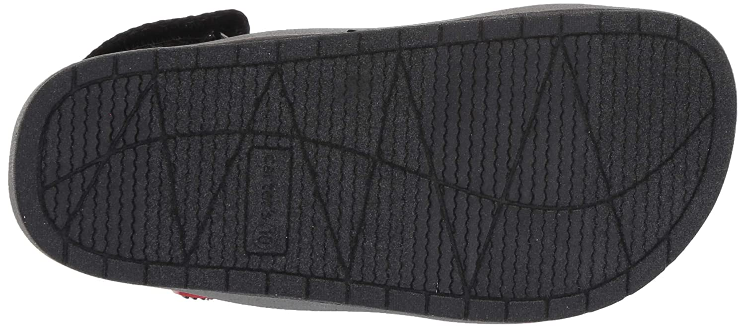 Black 7 M US Toddler carters Boys Tango Mesh Sandal with Double Adjustable Straps