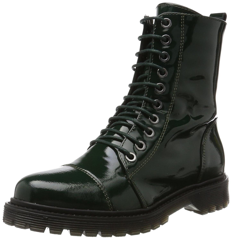 BX 829 Brifka-chunkyx, Bottes Rangers Femme - Vert - Vert (Kaki)Bronx