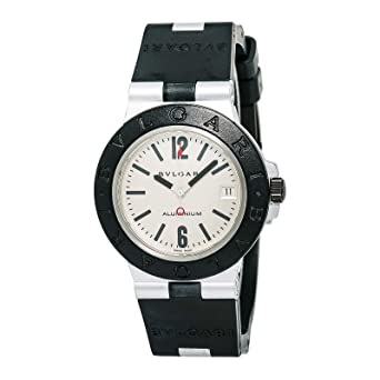 5c801c6b13db1 Amazon.com: Bvlgari Diagono Automatic-self-Wind Male Watch AL 38 A  (Certified Pre-Owned): Bvlgari: Watches