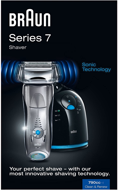 Afeitadora Braun Series 7, 760 CC: Amazon.es: Electrónica