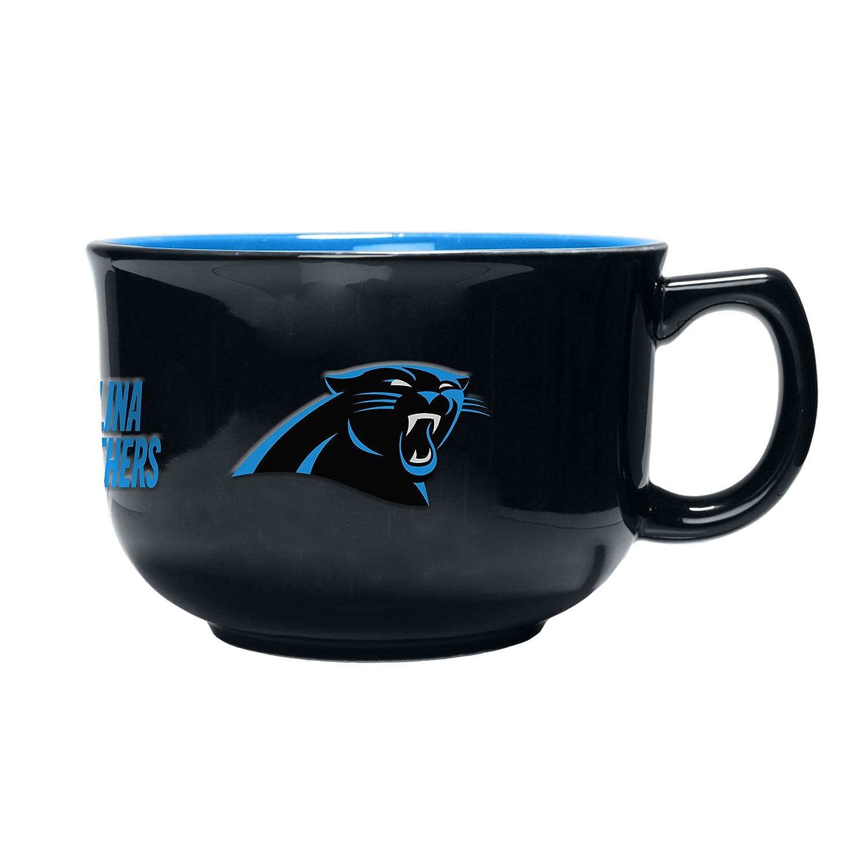 見事な NFL Panthers Carolina Panthers Sculpted Bowl Mug, Sculpted 950ml NFL B01FUXRBIK, 御船町:f1294525 --- arianechie.dominiotemporario.com