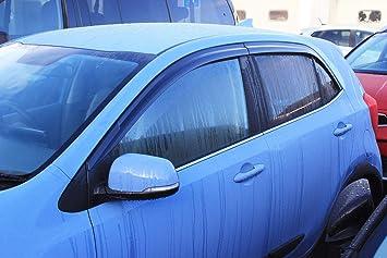 Autoclover Windabweiser Set Für Kia Picanto Ab 2017 4 Teilig Auto