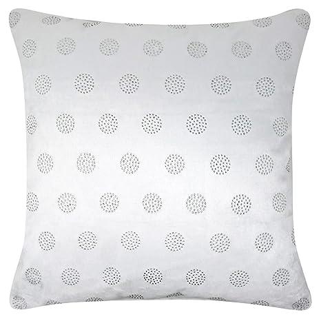 Ideal Textiles Taylor - Funda de Cojín, Diseño de Círculos ...