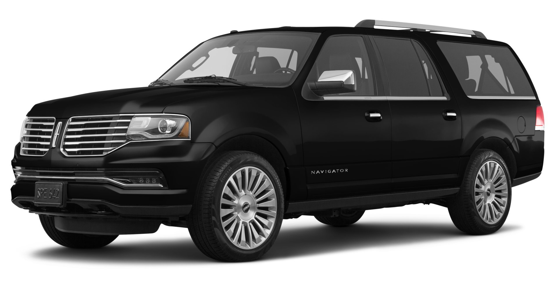 2017 Lincoln Navigator Msrp >> Amazon.com: 2017 Cadillac Escalade Reviews, Images, and Specs: Vehicles