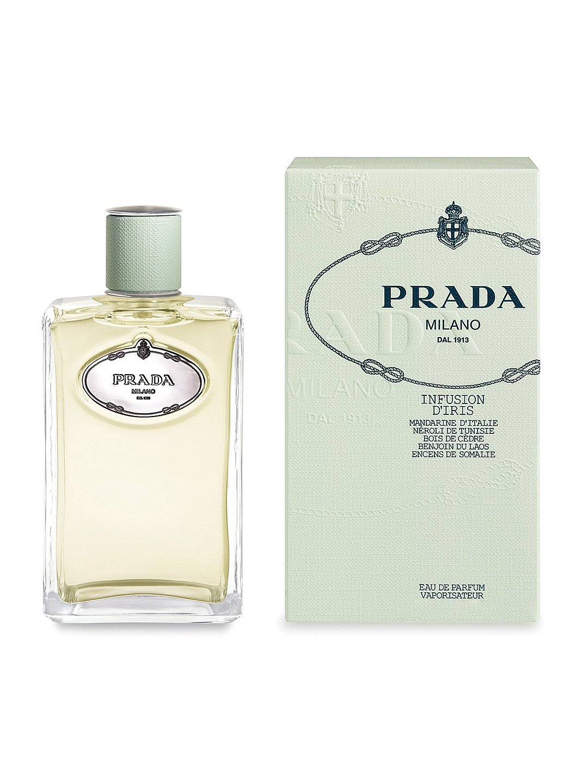 Prada Infusion D'Iris Eau De Parfum Spray for Women, 1 Ounce