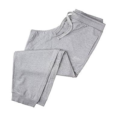 Redfield Pantalón de chándal Gris Claro Moteado Oversize: Amazon ...