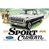 1972 Ford Sport Custom Pick-Up Moebius Model