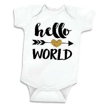 Newborn Baby Bodysuits I/'m Stuffed!