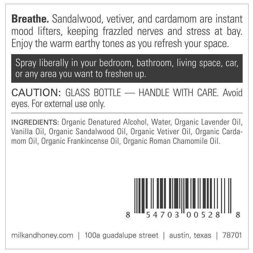 Milk & Honey Home Fragrance (Sandalwood Vetiver & Cardamom, 4 fl oz.) by Milk & Honey (Image #3)