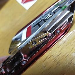 Amazon 2pcs ペア 12 センチメートル 2 センチメートル高品質金属メッキ車のエンブレム Trd リアテールバッジステッカーロゴ黒ゴールデン青赤 Red エンブレム 車 バイク