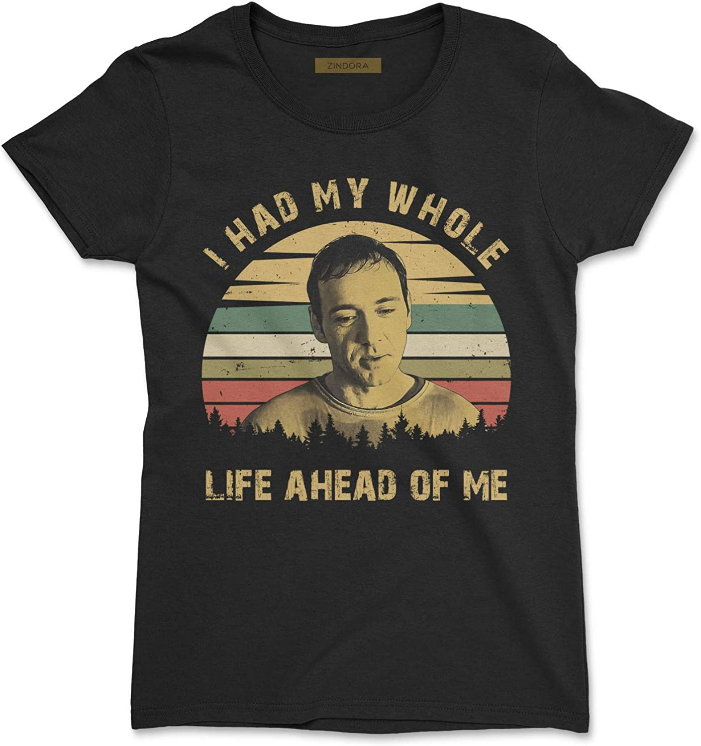 I Had My Whole Life Ahead of Me Vintage T-Shirt