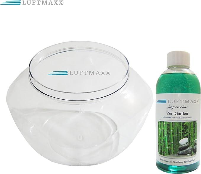 Luftmaxx - Ambientador de aire, depósito de agua, purificador de ...