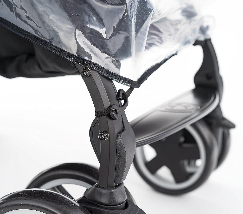 Buggy und Sportwagen von reer Babyschale Regenschutz f/ür Kinderwagen