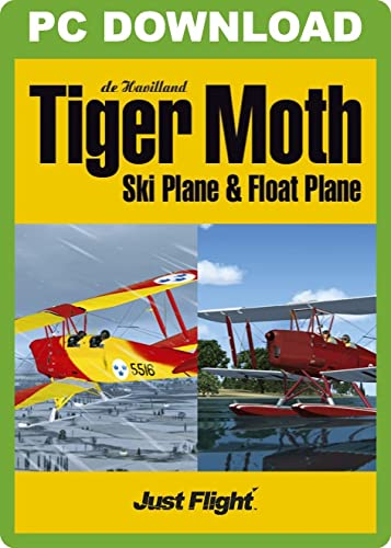Tiger Moth Float and Ski Double Pack [Download]