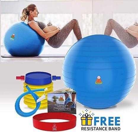 Pelota para ejercicios de estabilidad Fitness bolas | mejor ...
