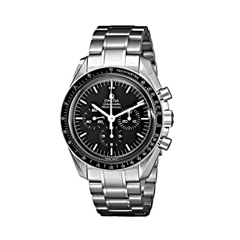 Amazon Com Omega Speedmaster Moonwatch Automatic Self Wind Mens