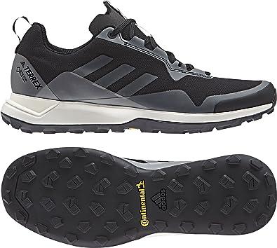 100% Calidad comprar real el mejor Amazon.com | adidas outdoor Womens Terrex CMTK GTX Shoe (7 -  Black/Black/Chalk White) | Trail Running