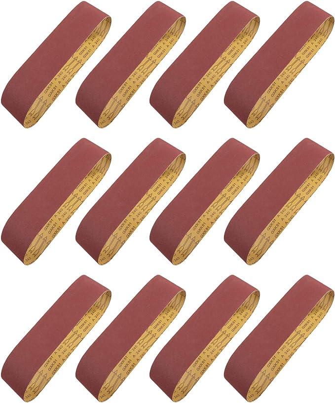S SATC Sanding Belts 4×36-Inch Sanding Belt