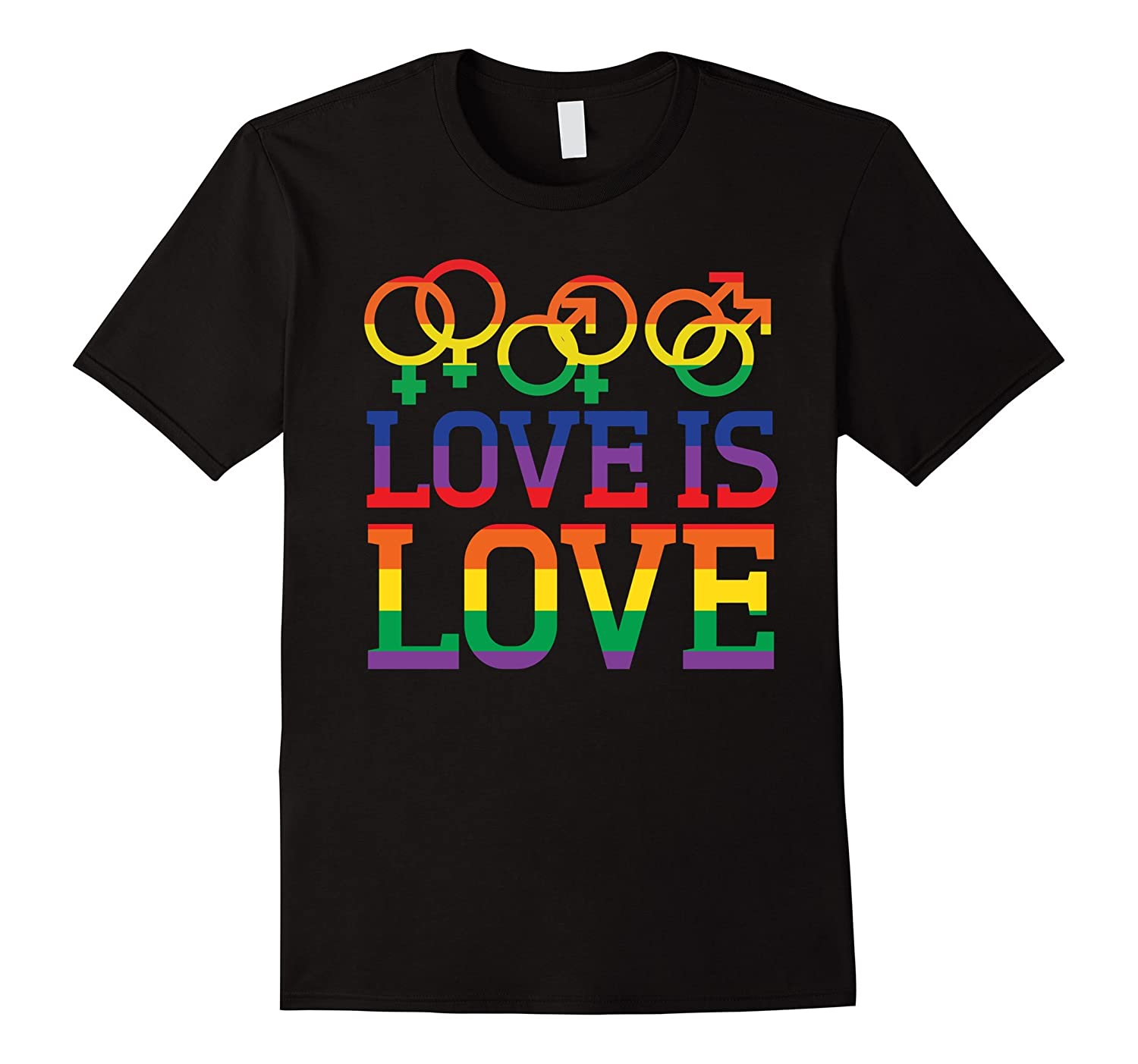 from Levi rainbows not gay tees