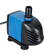 Pawfly 800 GPH Submersible/Inline Water Pump for Pond Pool Fountain Aquarium Fish Tank