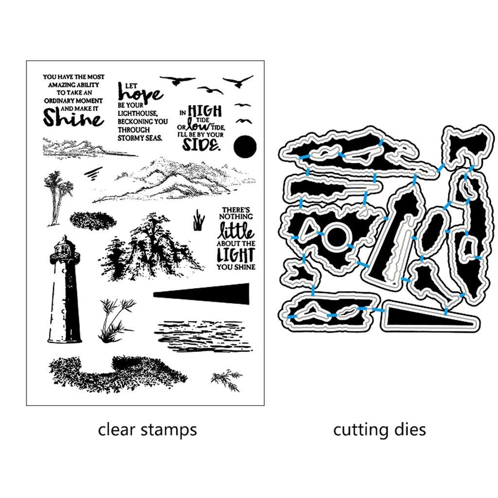 Stanzschablonen Hund Katze Metall Kohlenstoffstahl Schneiden Schablonen DIY Sammelalbum Set Scrapbooking Papier Karten