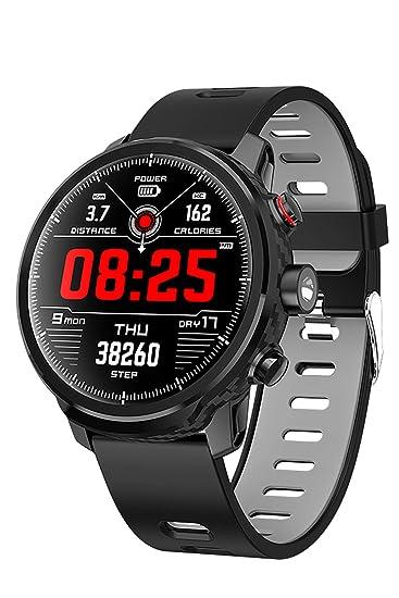 Smartwatch - Monitor de Actividad física con Pantalla táctil ...