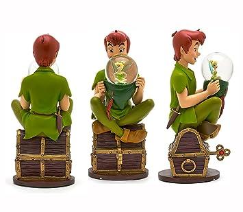 Disney Peter Pan – Figura de bola de nieve con Disney País Paris Snow Globe