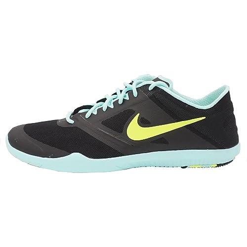 Nike Wmns Studio Trainer 2, Zapatillas de Tenis para Mujer, Negro (Black/Volt-Artisan Teal), 43 EU: Amazon.es: Zapatos y complementos
