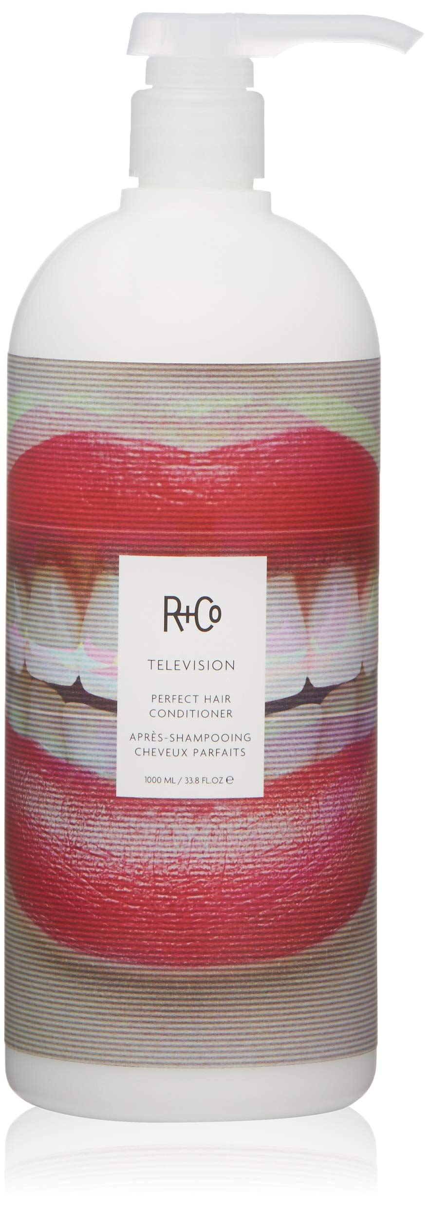 R+Co Television Perfect Hair Conditioner Liter, 33.8 Fl Oz