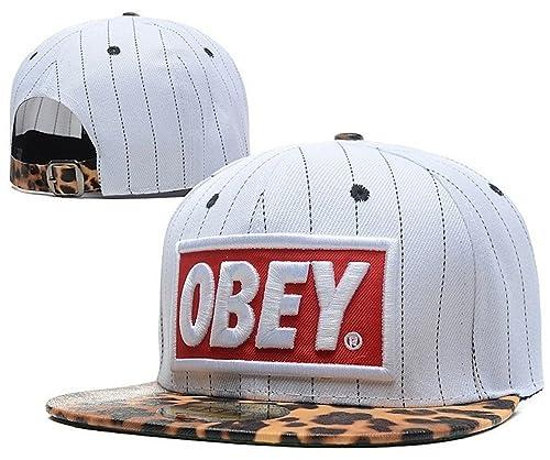 Obey Snapback Cap Hat Floral Tisa Ymcmb - Gorra para hombre ...